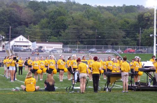 Fall Meet The Panthers, from Lisa Hiles, Panther Valley Stadium, Lansford, 9-2-2015 (35)