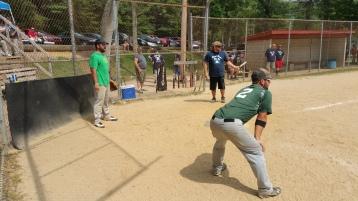 Matthew T. Aungst Memorial Softball Tournament, 2nd Day, West Penn Park, West Penn, 8-30-2015 (1)