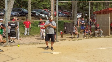 Matthew T. Aungst Memorial Softball Tournament, 2nd Day, West Penn Park, West Penn, 8-30-2015 (105)