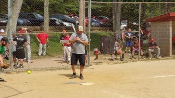 Matthew T. Aungst Memorial Softball Tournament, 2nd Day, West Penn Park, West Penn, 8-30-2015 (105)