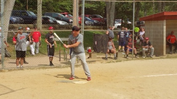 Matthew T. Aungst Memorial Softball Tournament, 2nd Day, West Penn Park, West Penn, 8-30-2015 (107)