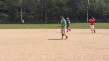 Matthew T. Aungst Memorial Softball Tournament, 2nd Day, West Penn Park, West Penn, 8-30-2015 (115)