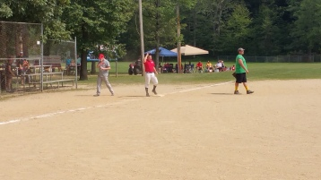 Matthew T. Aungst Memorial Softball Tournament, 2nd Day, West Penn Park, West Penn, 8-30-2015 (120)
