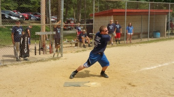 Matthew T. Aungst Memorial Softball Tournament, 2nd Day, West Penn Park, West Penn, 8-30-2015 (13)