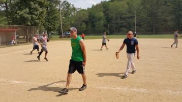 Matthew T. Aungst Memorial Softball Tournament, 2nd Day, West Penn Park, West Penn, 8-30-2015 (130)