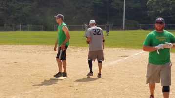 Matthew T. Aungst Memorial Softball Tournament, 2nd Day, West Penn Park, West Penn, 8-30-2015 (140)