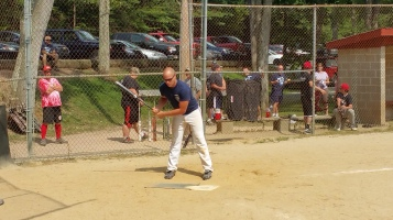 Matthew T. Aungst Memorial Softball Tournament, 2nd Day, West Penn Park, West Penn, 8-30-2015 (141)