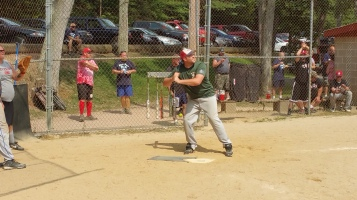 Matthew T. Aungst Memorial Softball Tournament, 2nd Day, West Penn Park, West Penn, 8-30-2015 (147)