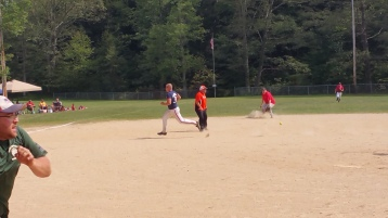 Matthew T. Aungst Memorial Softball Tournament, 2nd Day, West Penn Park, West Penn, 8-30-2015 (148)