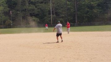 Matthew T. Aungst Memorial Softball Tournament, 2nd Day, West Penn Park, West Penn, 8-30-2015 (150)