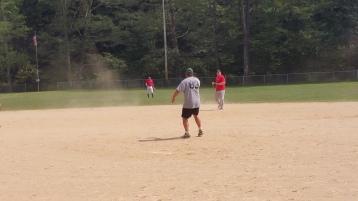 Matthew T. Aungst Memorial Softball Tournament, 2nd Day, West Penn Park, West Penn, 8-30-2015 (150)