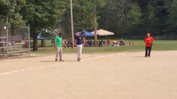 Matthew T. Aungst Memorial Softball Tournament, 2nd Day, West Penn Park, West Penn, 8-30-2015 (156)
