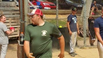 Matthew T. Aungst Memorial Softball Tournament, 2nd Day, West Penn Park, West Penn, 8-30-2015 (170)