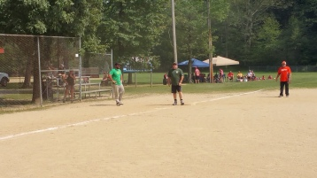 Matthew T. Aungst Memorial Softball Tournament, 2nd Day, West Penn Park, West Penn, 8-30-2015 (172)
