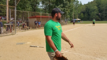 Matthew T. Aungst Memorial Softball Tournament, 2nd Day, West Penn Park, West Penn, 8-30-2015 (19)