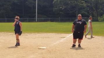 Matthew T. Aungst Memorial Softball Tournament, 2nd Day, West Penn Park, West Penn, 8-30-2015 (197)