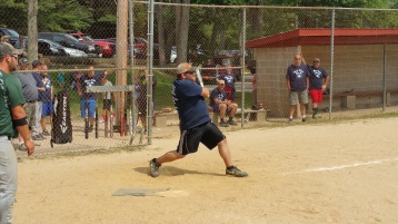 Matthew T. Aungst Memorial Softball Tournament, 2nd Day, West Penn Park, West Penn, 8-30-2015 (2)