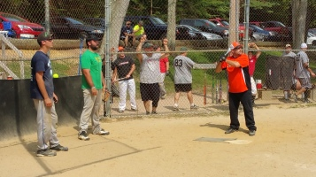 Matthew T. Aungst Memorial Softball Tournament, 2nd Day, West Penn Park, West Penn, 8-30-2015 (201)