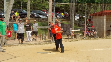 Matthew T. Aungst Memorial Softball Tournament, 2nd Day, West Penn Park, West Penn, 8-30-2015 (202)