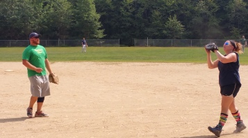 Matthew T. Aungst Memorial Softball Tournament, 2nd Day, West Penn Park, West Penn, 8-30-2015 (203)
