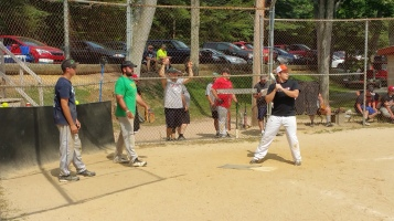 Matthew T. Aungst Memorial Softball Tournament, 2nd Day, West Penn Park, West Penn, 8-30-2015 (205)