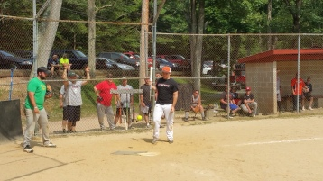 Matthew T. Aungst Memorial Softball Tournament, 2nd Day, West Penn Park, West Penn, 8-30-2015 (206)