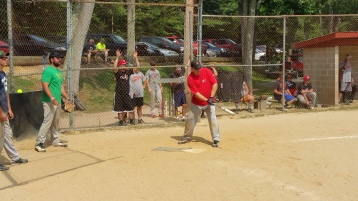 Matthew T. Aungst Memorial Softball Tournament, 2nd Day, West Penn Park, West Penn, 8-30-2015 (208)