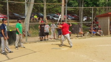 Matthew T. Aungst Memorial Softball Tournament, 2nd Day, West Penn Park, West Penn, 8-30-2015 (209)