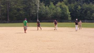 Matthew T. Aungst Memorial Softball Tournament, 2nd Day, West Penn Park, West Penn, 8-30-2015 (212)
