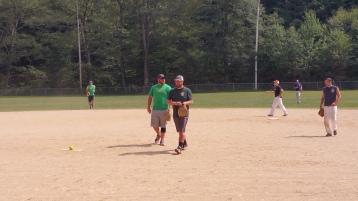 Matthew T. Aungst Memorial Softball Tournament, 2nd Day, West Penn Park, West Penn, 8-30-2015 (214)
