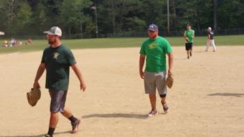 Matthew T. Aungst Memorial Softball Tournament, 2nd Day, West Penn Park, West Penn, 8-30-2015 (215)