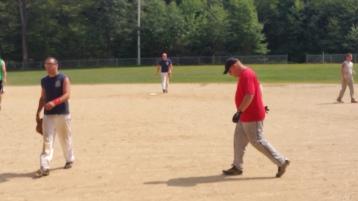 Matthew T. Aungst Memorial Softball Tournament, 2nd Day, West Penn Park, West Penn, 8-30-2015 (216)