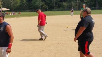 Matthew T. Aungst Memorial Softball Tournament, 2nd Day, West Penn Park, West Penn, 8-30-2015 (217)