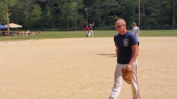 Matthew T. Aungst Memorial Softball Tournament, 2nd Day, West Penn Park, West Penn, 8-30-2015 (218)