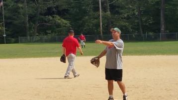 Matthew T. Aungst Memorial Softball Tournament, 2nd Day, West Penn Park, West Penn, 8-30-2015 (220)