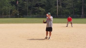 Matthew T. Aungst Memorial Softball Tournament, 2nd Day, West Penn Park, West Penn, 8-30-2015 (225)
