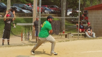 Matthew T. Aungst Memorial Softball Tournament, 2nd Day, West Penn Park, West Penn, 8-30-2015 (227)