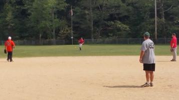 Matthew T. Aungst Memorial Softball Tournament, 2nd Day, West Penn Park, West Penn, 8-30-2015 (231)