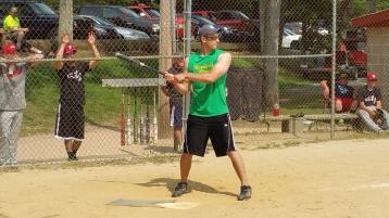 Matthew T. Aungst Memorial Softball Tournament, 2nd Day, West Penn Park, West Penn, 8-30-2015 (232)