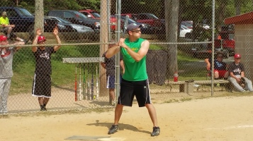 Matthew T. Aungst Memorial Softball Tournament, 2nd Day, West Penn Park, West Penn, 8-30-2015 (233)