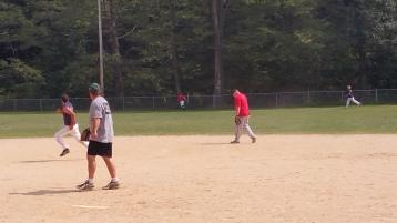 Matthew T. Aungst Memorial Softball Tournament, 2nd Day, West Penn Park, West Penn, 8-30-2015 (238)