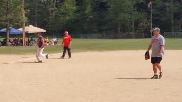 Matthew T. Aungst Memorial Softball Tournament, 2nd Day, West Penn Park, West Penn, 8-30-2015 (239)