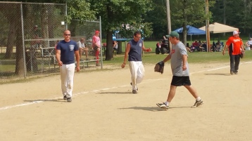 Matthew T. Aungst Memorial Softball Tournament, 2nd Day, West Penn Park, West Penn, 8-30-2015 (240)