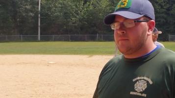 Matthew T. Aungst Memorial Softball Tournament, 2nd Day, West Penn Park, West Penn, 8-30-2015 (241)