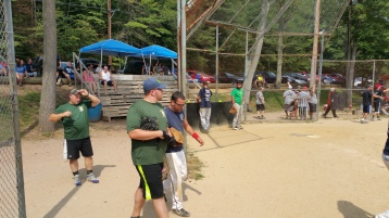 Matthew T. Aungst Memorial Softball Tournament, 2nd Day, West Penn Park, West Penn, 8-30-2015 (248)
