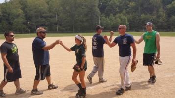 Matthew T. Aungst Memorial Softball Tournament, 2nd Day, West Penn Park, West Penn, 8-30-2015 (25)