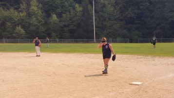 Matthew T. Aungst Memorial Softball Tournament, 2nd Day, West Penn Park, West Penn, 8-30-2015 (251)