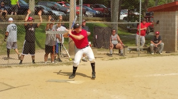 Matthew T. Aungst Memorial Softball Tournament, 2nd Day, West Penn Park, West Penn, 8-30-2015 (267)
