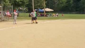 Matthew T. Aungst Memorial Softball Tournament, 2nd Day, West Penn Park, West Penn, 8-30-2015 (270)