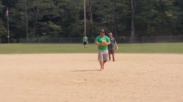 Matthew T. Aungst Memorial Softball Tournament, 2nd Day, West Penn Park, West Penn, 8-30-2015 (271)